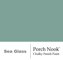 """Sea Glass"" - Chalky Finish Paint by Porch Nook"