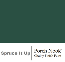 """Spruce It Up"" - Chalky Finish Paint by Porch Nook"