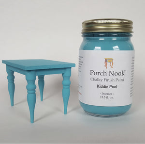 """Kiddie Pool"" - Chalky Finish Paint by Porch Nook"
