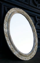 "EXAMPLE: Vintage mirror w/ ""Ol' Faithful"""