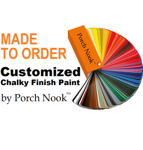 """Custom Color"", 31 fl. oz. - Chalky Finish Paint by Porch Nook(TM)"