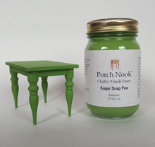 """Sugar Snap Pea"", Chalky Finish Paint by Porch Nook"