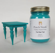 """The Real Teal"", Chalky Finish Paint by Porch Nook"