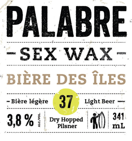 Palabre #37 | Sex Wax