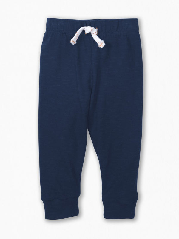 baby joggers blue by colored organics organic cotton
