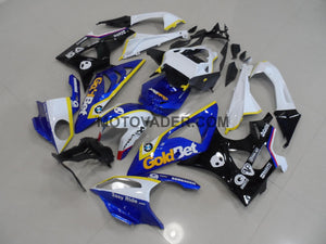 BMW S1000RR 2009-2012 Goldbet With BMW Logo Fairing