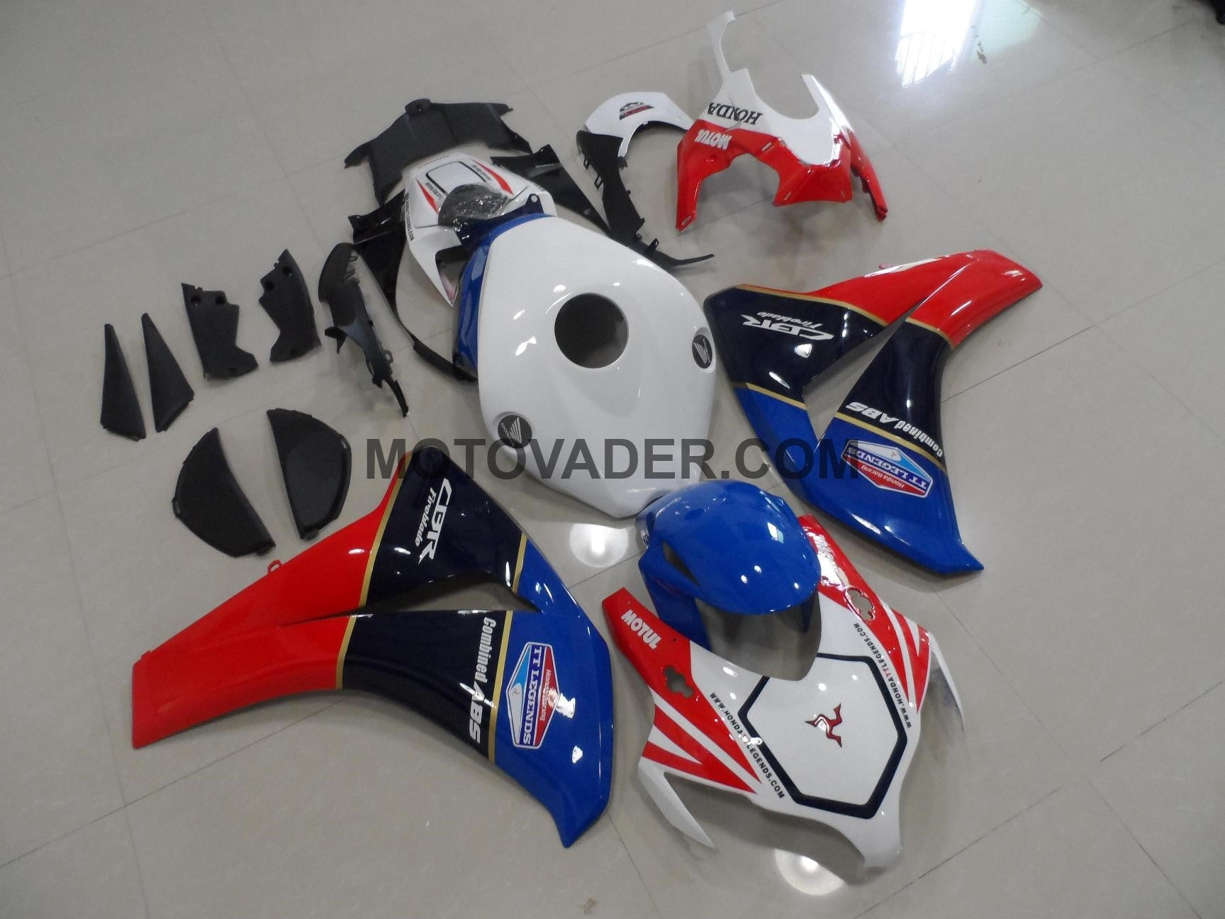 Honda CBR 1000RR 2009-2011 TT Legends Fairing