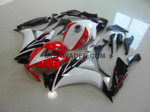 Honda CBR 1000RR 2012-2013 Red & Black & White Fairing