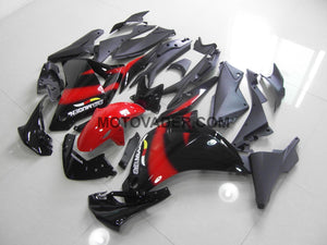 Honda CBR 250R 2011-2012 Black & Red Fairing