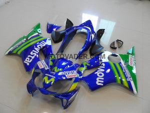 Honda CBR 600F4I 2004-2007 Movistar Fairing