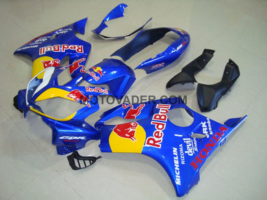 Honda CBR 600F4I 2004-2007 Red Bull Fairing