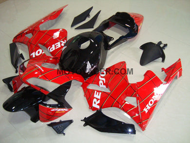 Honda CBR 600RR 2003-2004 Black Spider Man Fairing