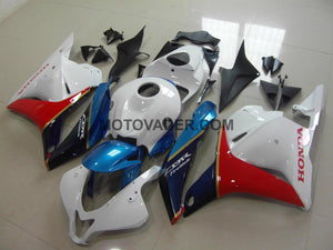 Honda CBR 600RR 2009-2012 Black & Red & Red Fairing