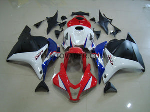 Honda CBR 600RR 2009-2012 Red & White & Black Fairing