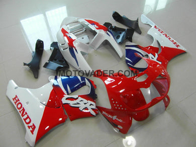Honda CBR 900RR 893 1996-1997 Red & White Fairing