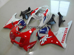 Honda CBR 900RR 893 1996-1997 White & Red Fairing