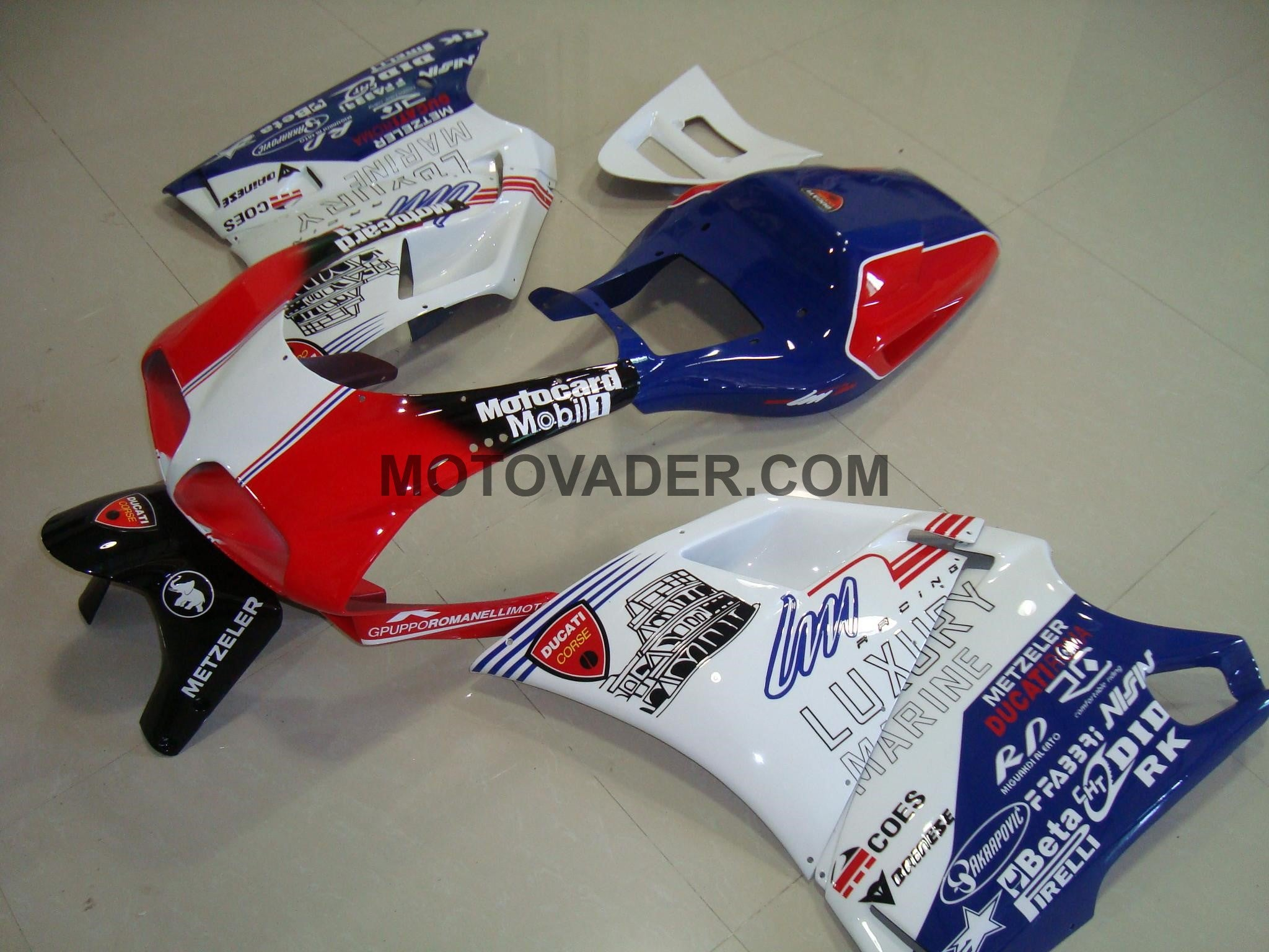 Ducati 916 1998-2002 Luxury Fairing