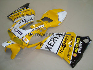 Ducati 748 1998-2002 Yellow & Black Decals Fairing