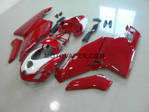 Ducati 999 2003-2004 Red & White Fairing