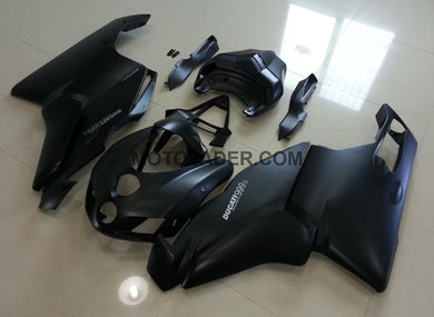Ducati 749 2005-2006 All Matt Black Fairing