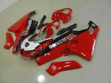 Ducati 749 2005-2006 Red Monster Fairing