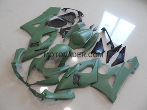 Suzuki GSXR 1000 2005-2006 Matt Green Fairing