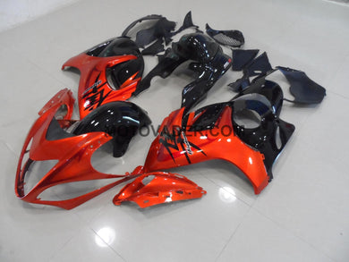 Suzuki GSXR 1300 Hayabusa 2008-2013 Orange Fairing