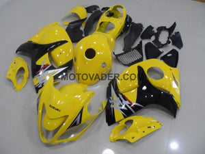 Suzuki GSXR 1300 Hayabusa 2008-2013 Yellow With Tank Cover Fairing