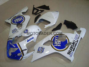 Suzuki GSXR 750 2004-2005 Blue Lucky Strike Fairing