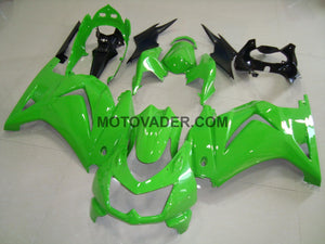 Kawasaki Ninja 250R 2008-2012 Orginal Green Fairing