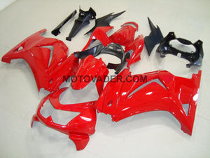 Kawasaki Ninja 250R 2008-2012 Original Red Fairing