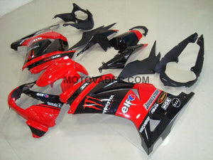 Kawasaki Ninja 250R 2008-2012 Red Monster Fairing
