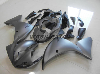 Yamaha R1 2009-2011 Dark Grey Fairing