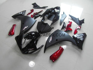 Yamaha R1 2009-2011 Matt Black 2 Fairing