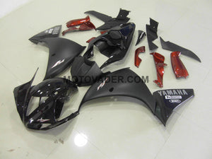Yamaha R1 2009-2011 Matt Black Fairing