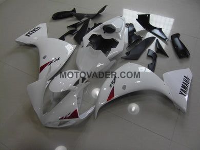 Yamaha R1 2009-2011 White 2 Fairing
