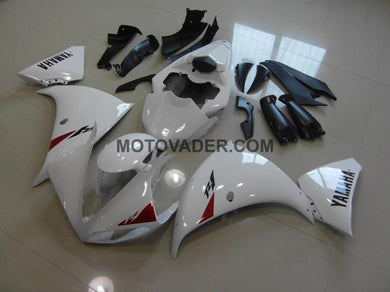 Yamaha R1 2009-2011 White Fairing