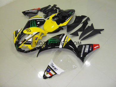 Yamaha R1 2009-2011 Yellow Monster Fairing