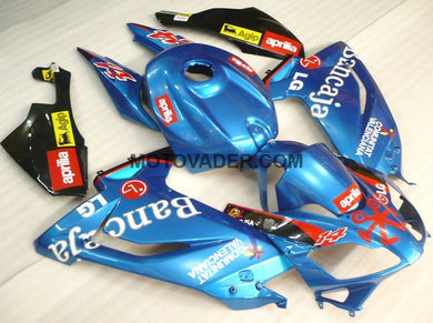 Aprilia RS125 2006-2011 Blue & Black Fairing