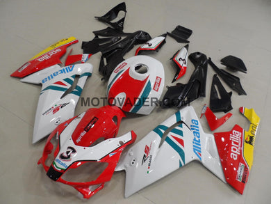 Aprilia RS125 Red & White Fairing