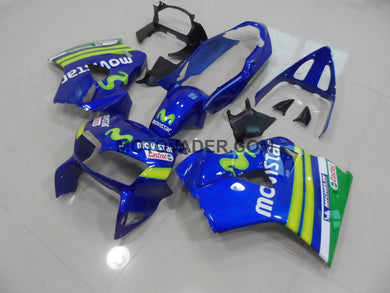 Honda VFR 800 1998-2011 Movistar Fairing