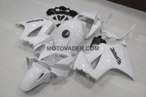 Honda VFR 800 2002-2012 All White Fairing