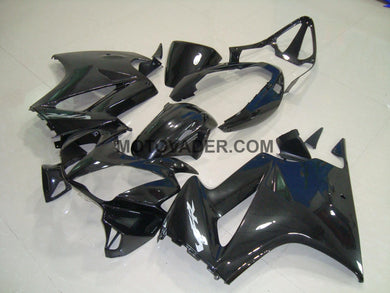 Honda VFR 800 2002-2012 Matt Black Fairing