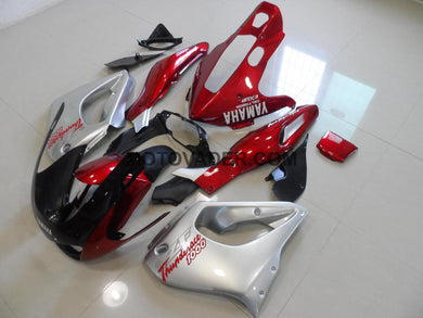 Yamaha YZF 1000R 1996-2007 Red & Silver & Black Fairing