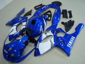 Yamaha YZF 600R 1999-2007 Blue & White Fairing