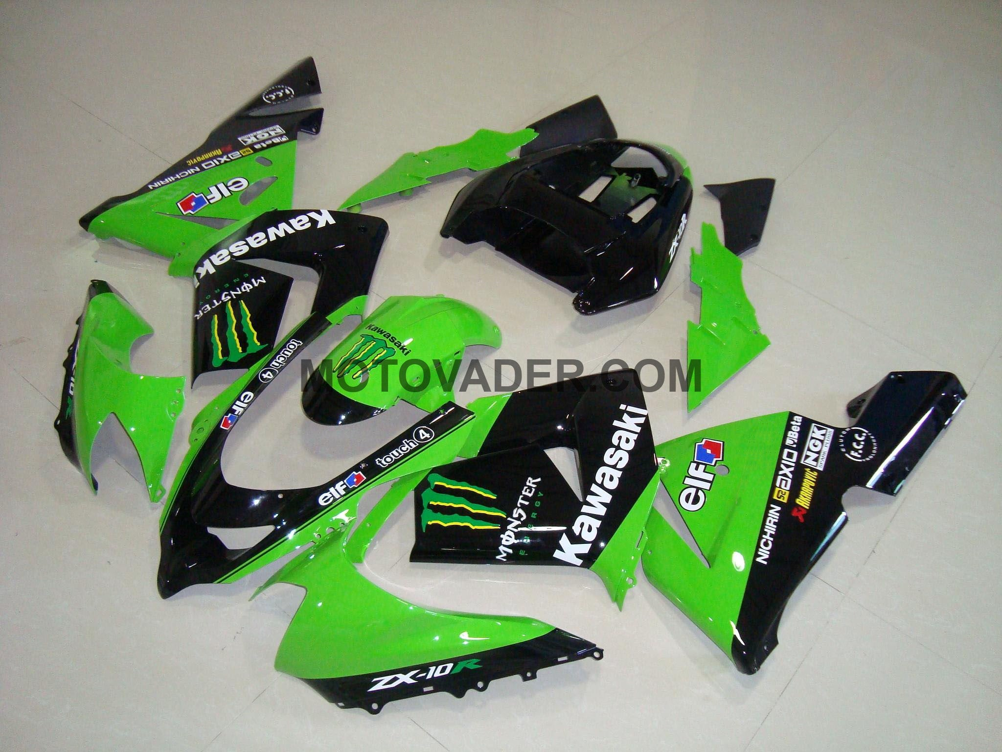 Kawasaki ZX-10R 2004-2005 Monster Fairing
