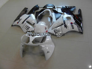 Kawasaki ZX-12R 2002-2004 White Monster Fairing