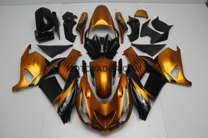 Kawasaki ZX-14R 2006-2011 Brown & Black Fairing