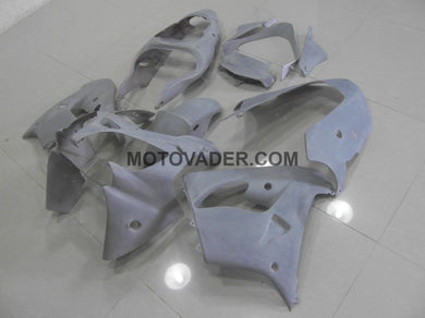Kawasaki ZX-9R 2000-2001 Grey Prime Painted Fairing