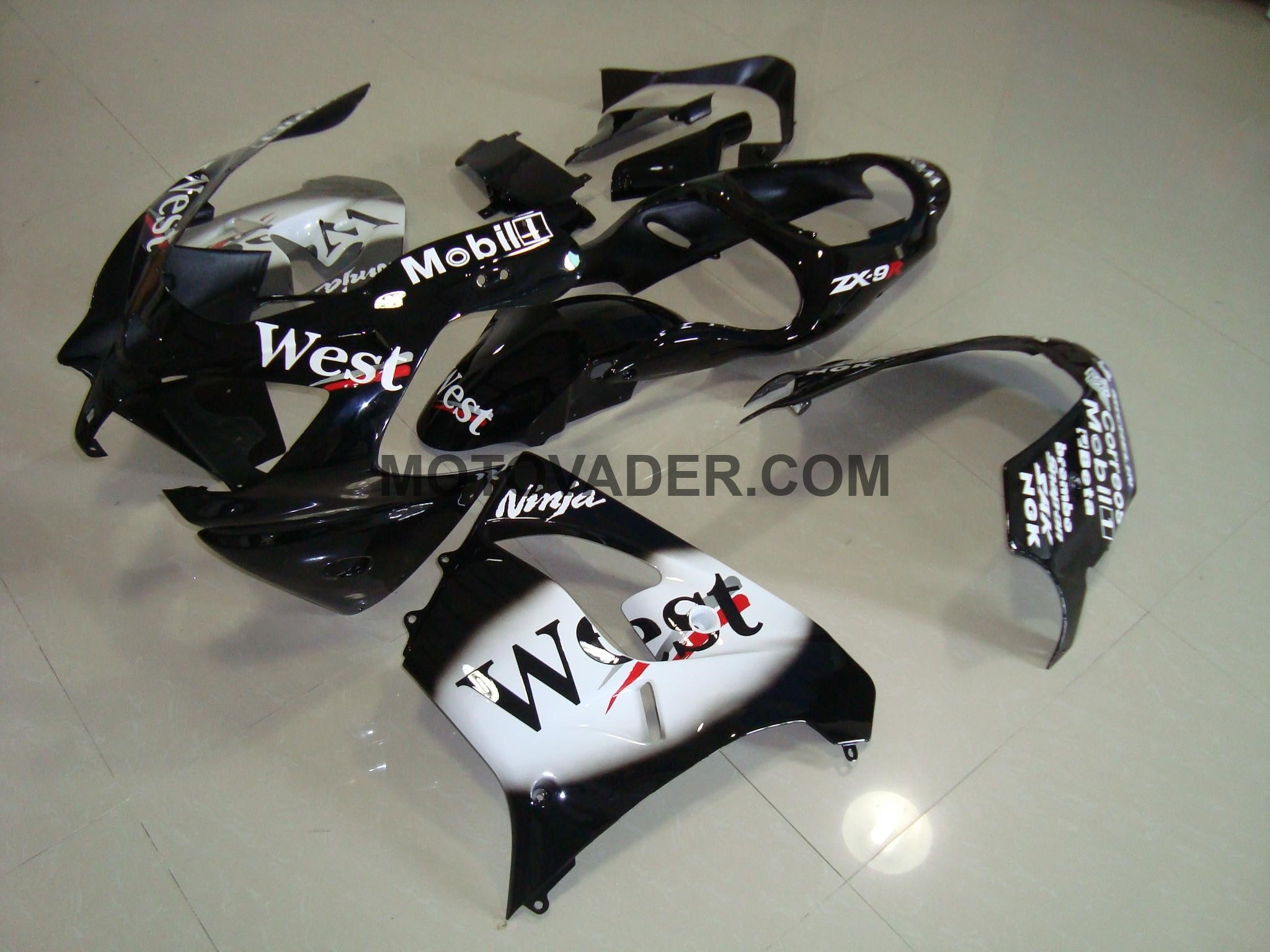 Kawasaki ZX-9R 2000-2001 West Fairing